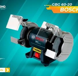 Точильный станок BOSCH GBG 60-20 Сверление станок (Domtexno.uz)