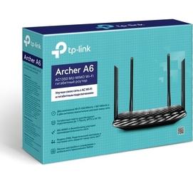 TP-Link Archer A6 AC1350 MU-MIMO Wi-Fi гигабитный роутер