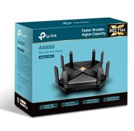 TP-Link Archer AX6000 Двухдиапазонный гигабитный Wi‑Fi 6 роутер