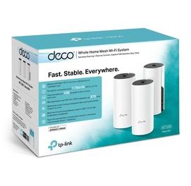 TP-Link Deco M4 AC1200 3pack Домашняя Mesh WiFi система(Гарантия 1 год