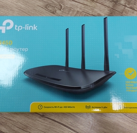 Tp link wifi, Optika