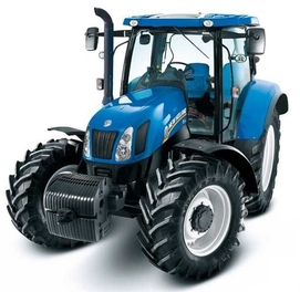 Трактор New Holland T607