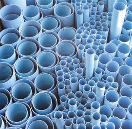 Труба пластиковые ПВХ ГВС ХВС гофра канализационные дренажные доставка