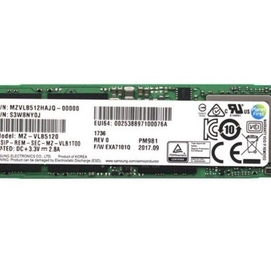 Твердотельный накопитель M.2 NVMe SSD 512GB Samsung PM981
