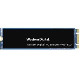 Твердотельный накопитель SSD Western Digital PC SN520 NVMe 512Gb