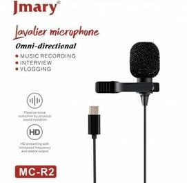 Type C Петличный микрофон Jmary MC-R2 , Доставка есть