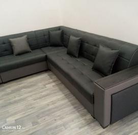 Угловой модульный диван!
