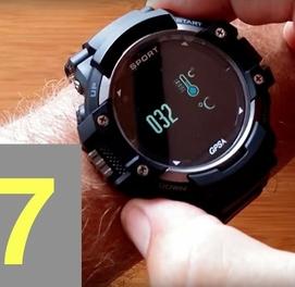 Умные часы Smart watch F7 Спортивные смарт ватч, Доставка есть