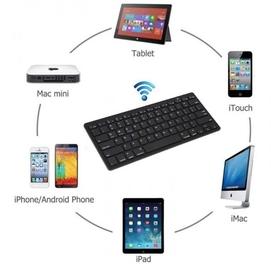 Универсальная беспроводная клавиатура