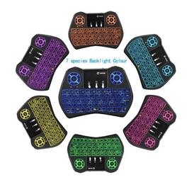Универсальный Беспроводная клавиатура для Smart Tv RGB