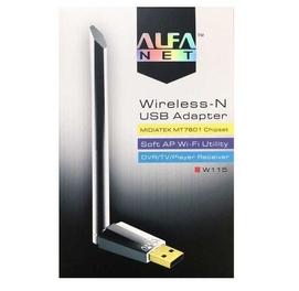 USB Wi-Fi адаптер ALFA Net W 115