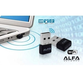 USB Wi Fi адаптер ALFA W102