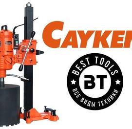 Установка алмазного бурения станок (дрель,) Cayken SCY-3550C