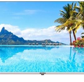 """В КРЕДИТ! Shivaki 43"""" 43AU20H UHD Smart TV (Японская технология)"""
