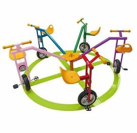 Велосипед карусель , Аттракцион Доставка по всему Узбекистану