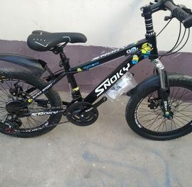 Велосипед Новый 20 размер Сноки ДАСТАФКА БЕСПЛАТНО