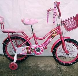 Велосипед Новый принцесса 16 размер