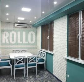 Вертикальные и горизонтальный жалюзи от Rollo.uz