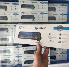 Видеорегистратор Evotech E50 E70