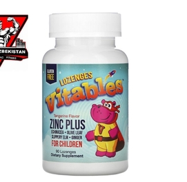 Витамин для детей с цинком Vitable
