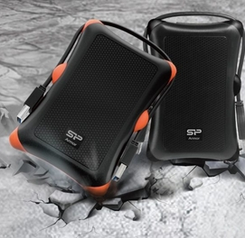 Внешний жёсткий диск SP Armor A30 Silicon Power 1Tb USB 3.1