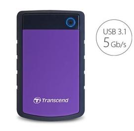 Внешний жёсткий диск Transcend StoreJet 25M3 4TB