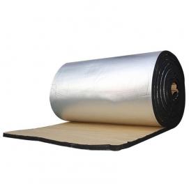 Вспененный каучук для теплоизоляции и шумоизоляции