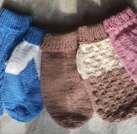 Вязаные свитера для собак