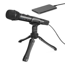 Высококачественный ручной цифровой конденсаторный микрофон Boya BY-HM2