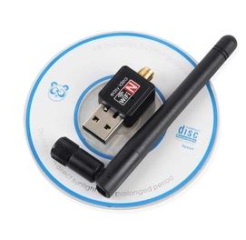 Wi-Fi адаптер мини антенна 802.11N + драйвер