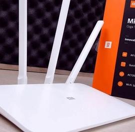 Wi-Fi роутер Xiaomi Mi Wi-Fi Router 4A Gigabit Edition. (не просто 4А)
