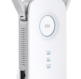 Wi-Fi усилитель сигнала (репитер) TP-LINK RE450 V1