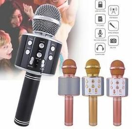 WS858 микрофон Bluetooth беспроводной USB WS 858 + Доставка есть