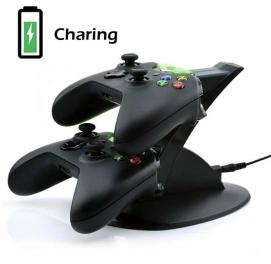 Xbox подставка для джойстиков Зарядка