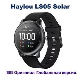 Xiaomi Haylou LS05 Solar. Оригинал! Умные часы. Smart watch. (не ls02)