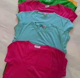 Яркие, качественные футболочки