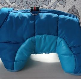 Зимняя курточка для собаки